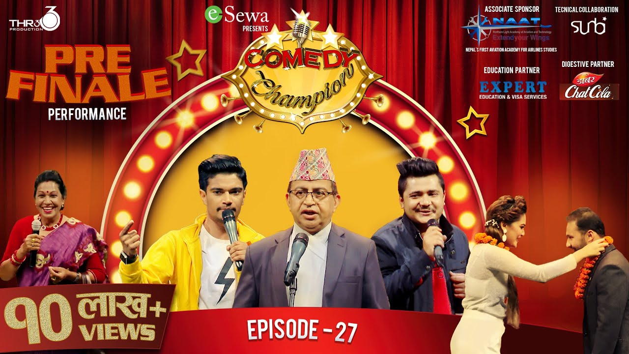 Comedy Champion – Episode 27