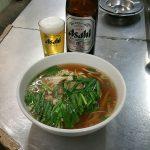 神戸元町「丸玉食堂」のプールラーメン