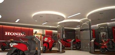 honda showroom blitar 2