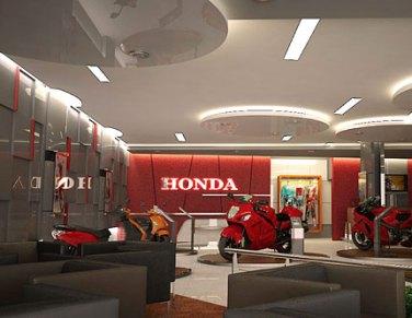 honda showroom blitar