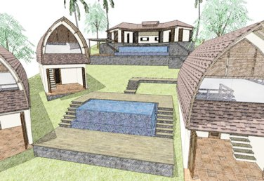 Nusa Lembongan Villa 2