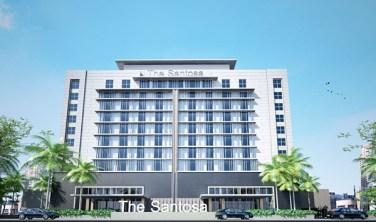 The Santosa Hotel