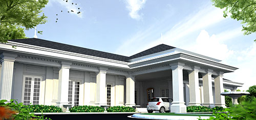 kapolda residence 1