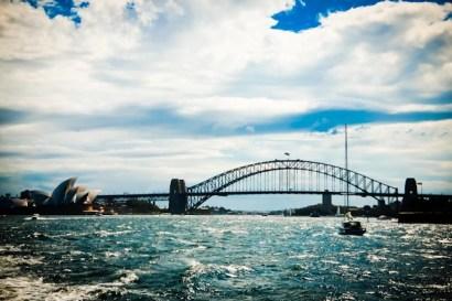 Opera House et Harbour Bridge