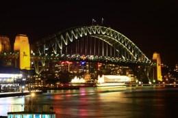 Harbour bridge I