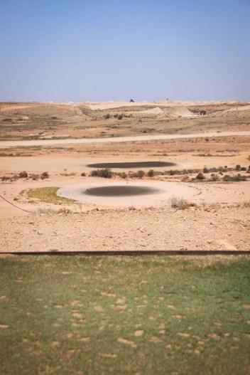 Driest golf in the world! / Golf le plus sec du monde