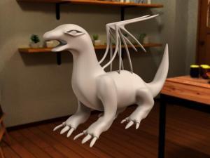 ドラゴンモデリング7