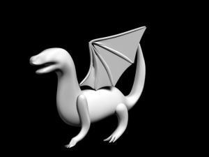 ドラゴンモデリング3