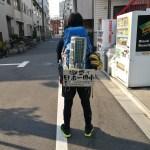 日本一周徒歩の旅 見送り / 572