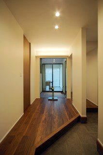 新築住宅 竣工写真 「○ THE BASE の家」 11