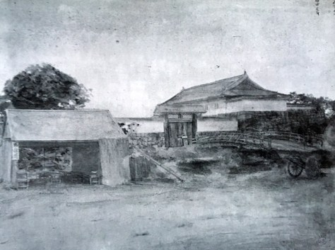 維新直後の古写真:神田橋