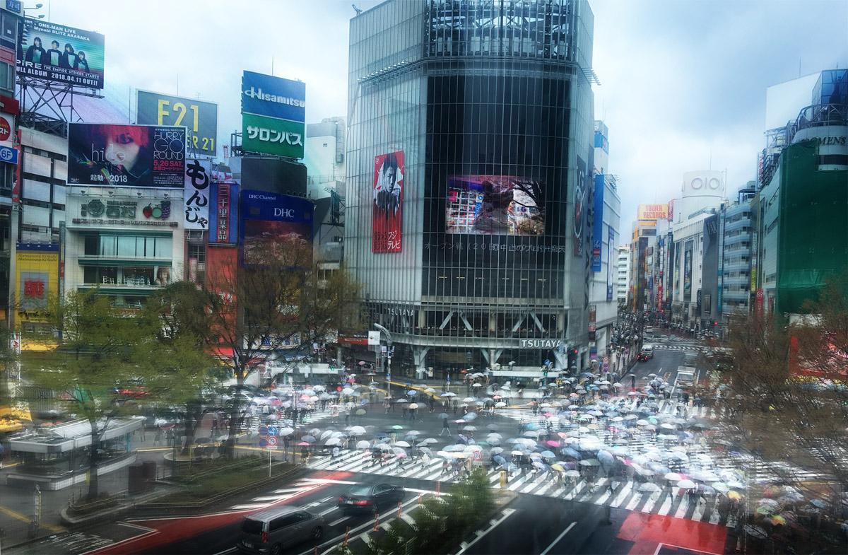 ハチ公 ここ 前 から 「渋谷」をゼロから学ぶ −ハチ公バスから眺める「渋谷」の風景