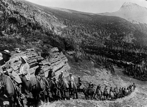 Rocky Mountain 1910 (Source by Library of Congress).