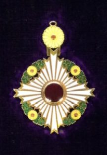 大勲位菊花章頸飾 勲章 記念 メダル コイン