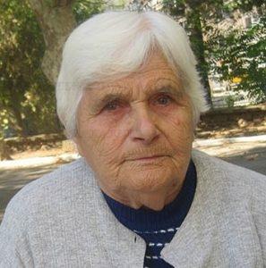 Николина Георгиева, 87 години