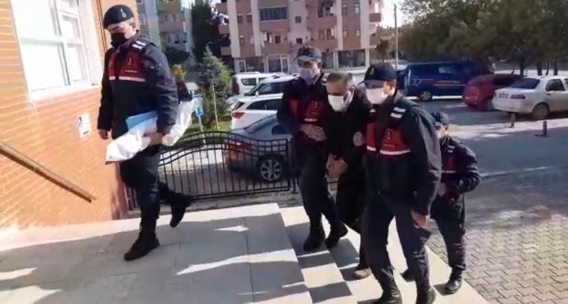 YHT hattından kablo çalan şahıs tutuklandı