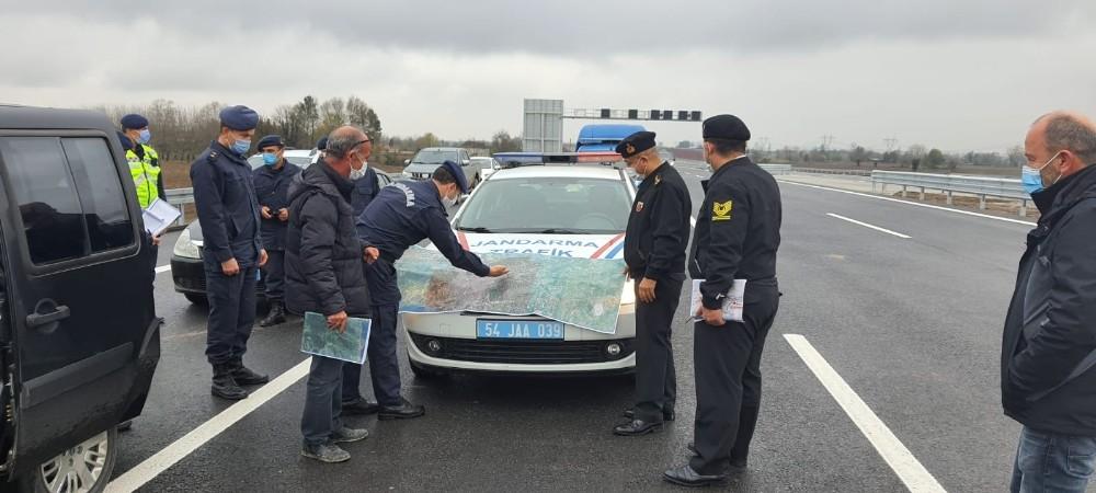 Kuzey Marmara Otoyolu'nun 54 kilometrelik kısmını jandarma ekipleri denetleyecek