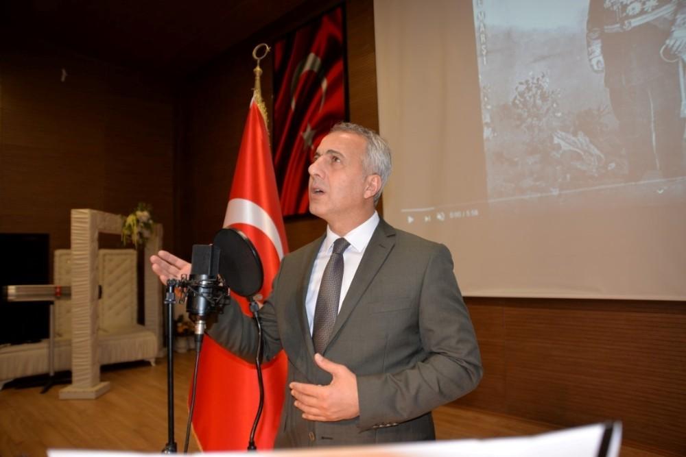 Başkan Babaoğlu'ndan Çanakkale Türküsü