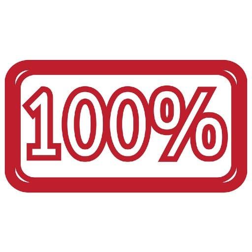 入金額の100%を受け取れる初回入金ボーナス