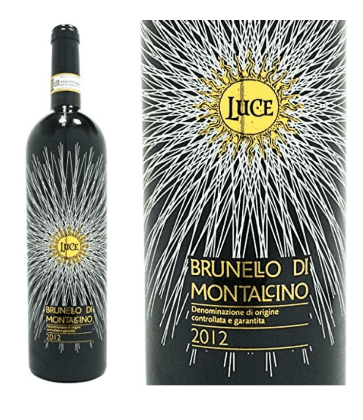ルーチェ ブルネッロ・ディ・モンタルチーノ