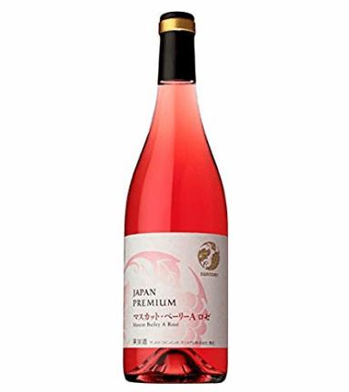 【厳選国産ぶどう100%】日本ワイン ジャパンプレミアム マスカット・ベーリーA ロゼ