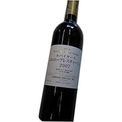 丸藤葡萄酒工業株式会社 ルバイヤート メルロー プレスティージュ