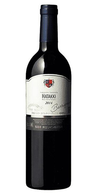 高畠ワイン バリックはたっき メルロー&カベルネ
