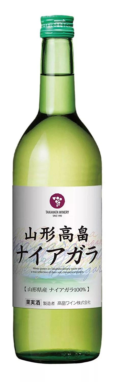 高畠ワイン たかはたナイアガラ