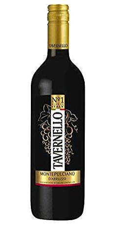 タヴェルネッロ モンテプルチアーノ DOC