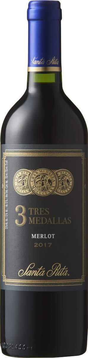 サンタ・リタ スリー・メダルズ メルロー