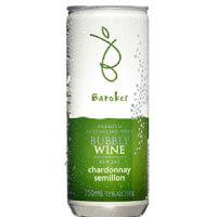 バロークス 缶ワイン 白スパークリング