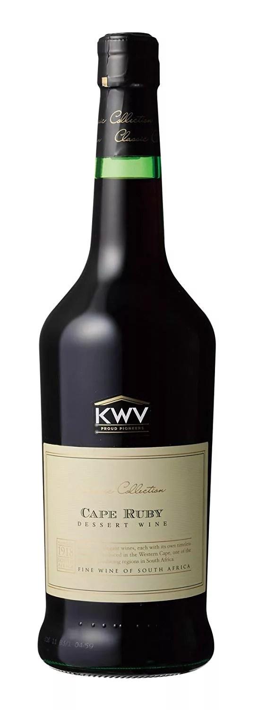 KWV ケープ・ルビー(ポート)