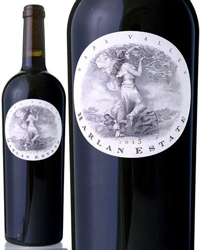 ハーラン・エステート・ナパ・ヴァレー・レッド・ワイン