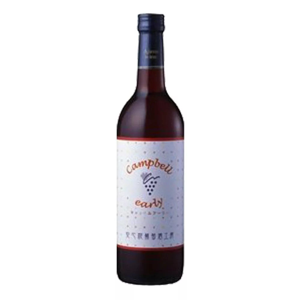 安心院ワイン キャンベル アーリー