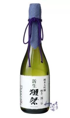 新生獺祭 しんせいだっさい 純米大吟醸 磨き二割三分