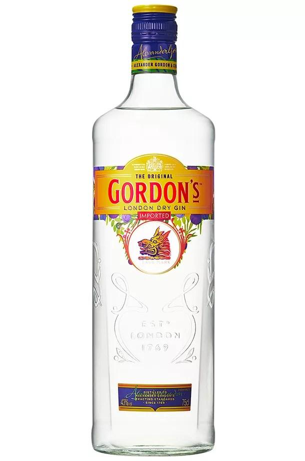 ゴードン ロンドン ドライ ジン 43