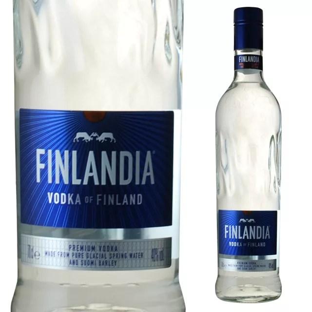 フィンランディア ウォッカ