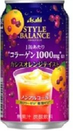 アサヒスタイルバランスカシス オレンジテイスト