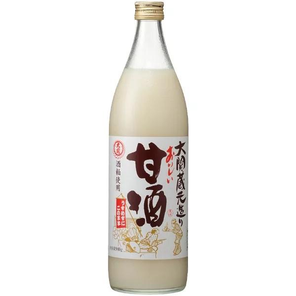 大関 おいしい甘酒 940ml瓶
