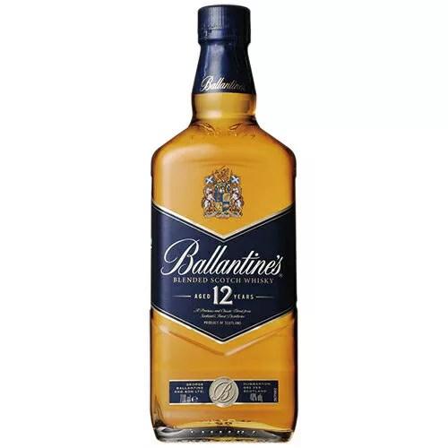 ウイスキー バランタイン ブルー12年