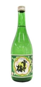 雪中梅 普通酒