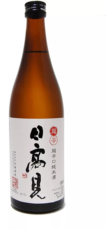日高見 純米酒 超辛口