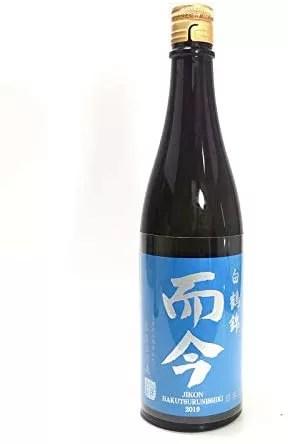 而今 純米大吟醸 白鶴錦
