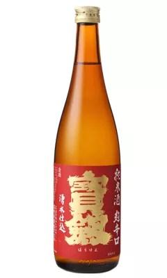 宝剣 純米酒 超辛口