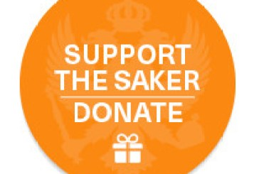 The Saker Donations and Contact Page