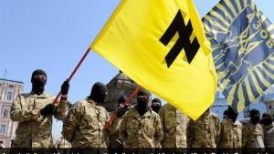 Uomini del Battaglione Azov