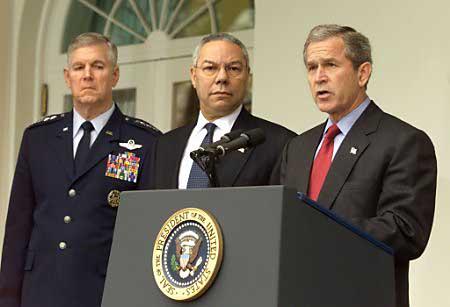 13 dicembre 2001: gli Stati Uniti denunciano il Trattato ABM
