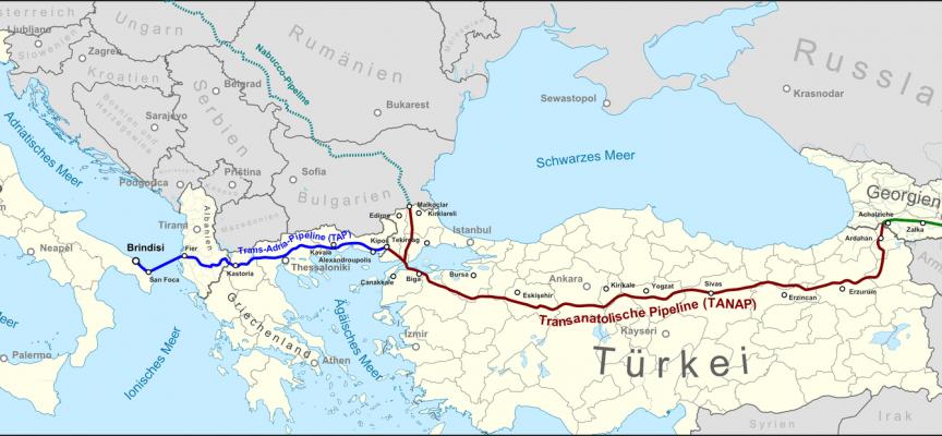 Ora la stupida Grecia si unisce alla guerra del gas della NATO