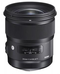 24mm F1.4 DG HSM
