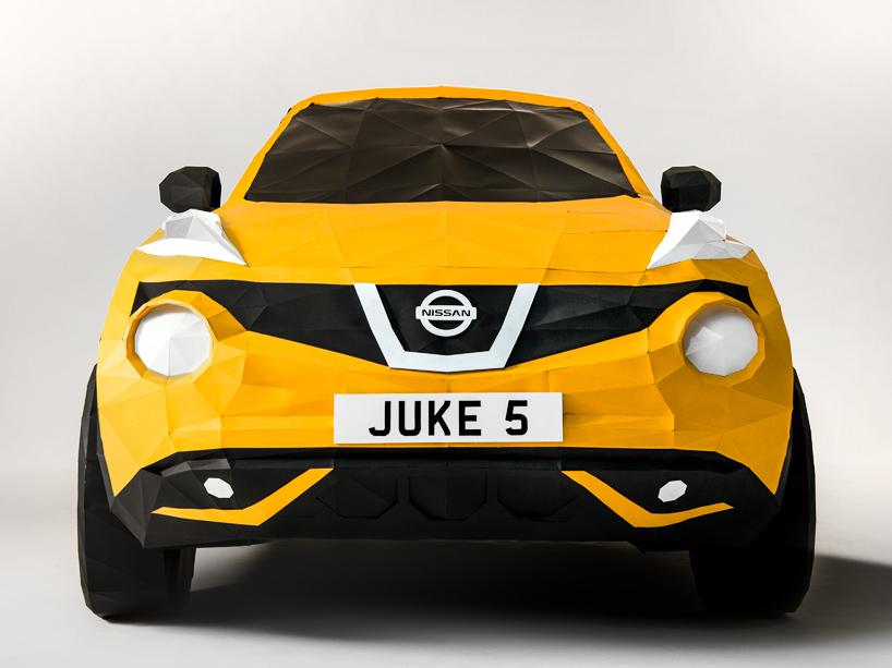 nissan-juke-full-size-origami-car-designboom-02